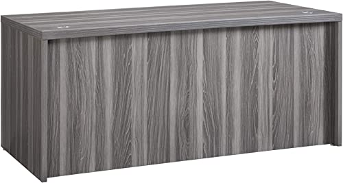 Editors' Choice: Mayline Aberdeen 72″W x 30″D Straight Front Rectangle Desk