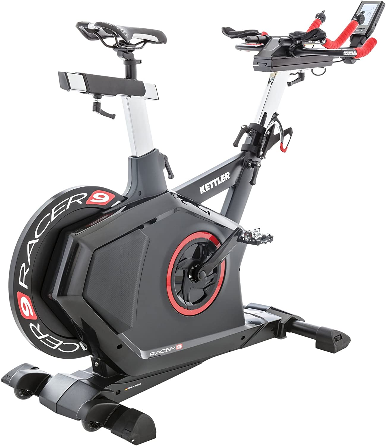 Kettler Racer 9 Spin Bicycle - Bicicletas estáticas (Spin Bicycle ...
