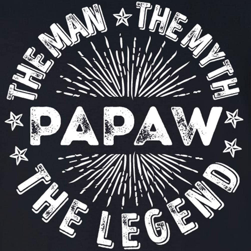 Shirts for Dad Tshirt for Grandpa The Man The Myth The Legend Shirt