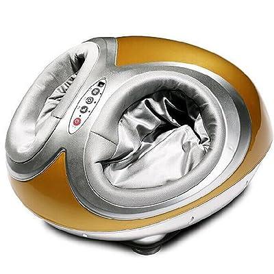 4 touches de contrôle indépendantes professionnel massage pétrissage chaud massager couvrant une grande surface avec la pression de l'air golden
