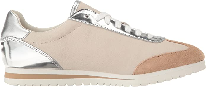 COACH Womens Ian Suede Low Top Lace Up