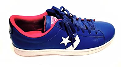 another chance retail prices sale Amazon.com | Converse 137405c Pro Leather OX Royal Blue Size ...