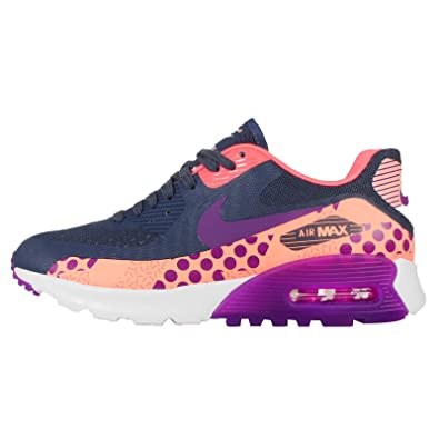 timeless design abe95 ef6ed Nike W Air Max 90 Ultra Br Print, Women s Low-Top Sneakers