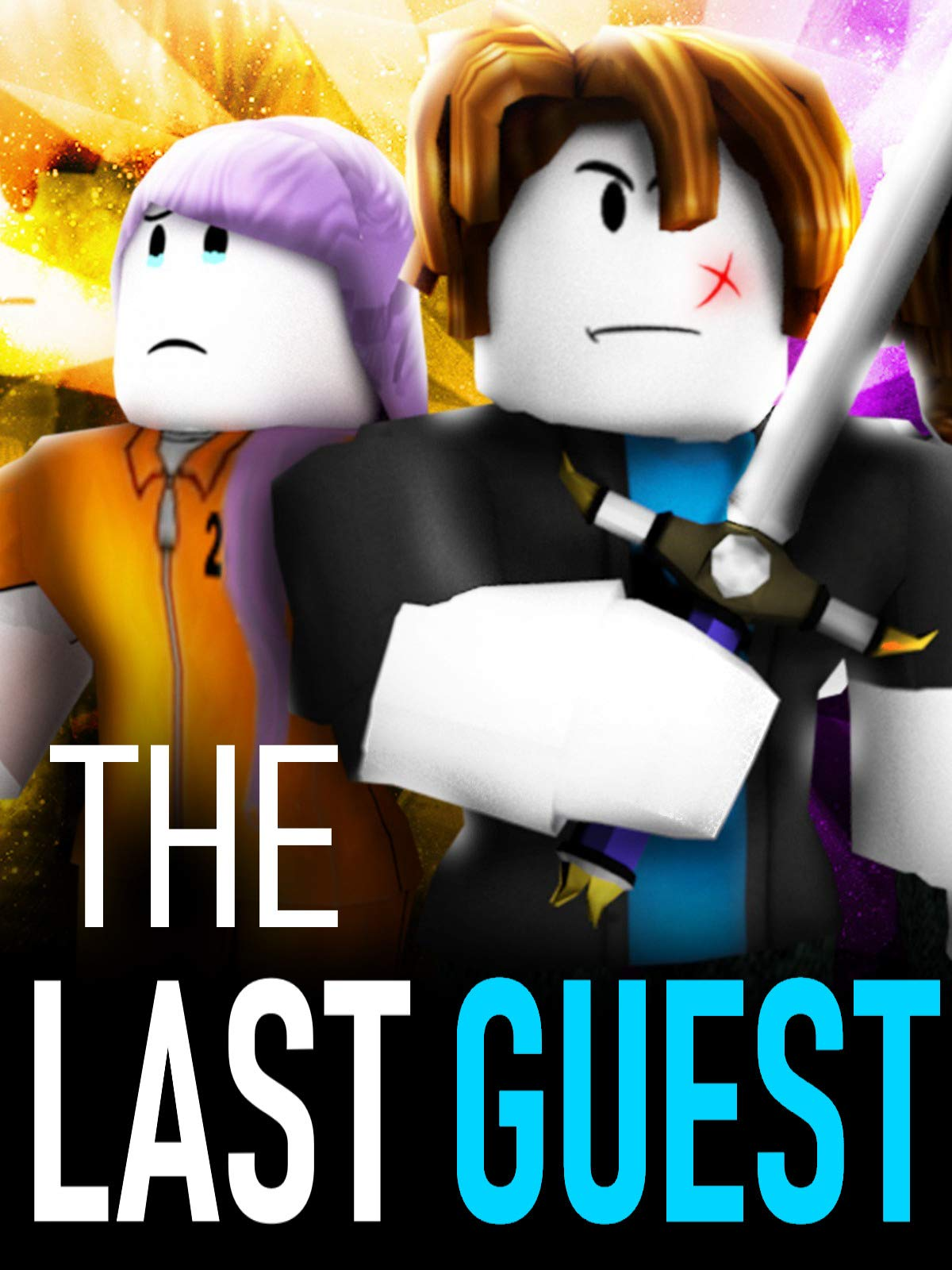 Amazon Com Watch The Last Guest A Roblox Action Movie Prime Video