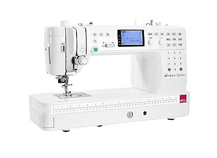 ELNA Máquina de coser Excellence 720 Pro – garantía 5 años