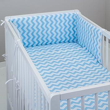 Juego de cama de bebé, Juego de 20 piezas, fundas de ...
