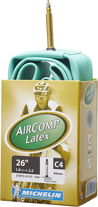 Air chamber Michelin Downhill Racing 26 2,2-2,8 ETRTO 54//62-559 valve 34mm