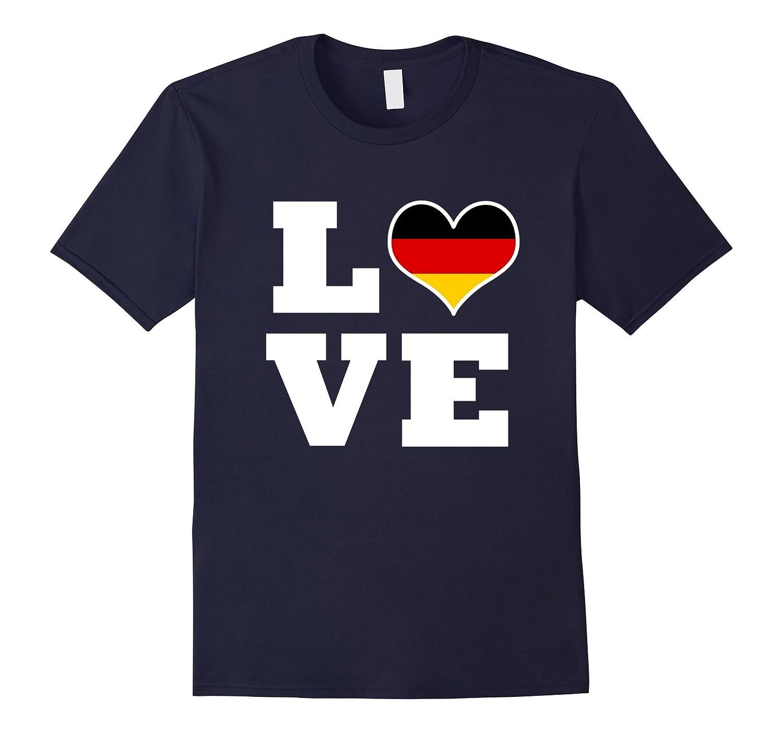 i love germany t shirt ich liebe deutschland shirt art. Black Bedroom Furniture Sets. Home Design Ideas