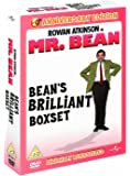 Mr Bean - Series 1: Volume 1-4 (Digitally Remastered 20th Anniversary Edition) [DVD]
