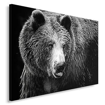 Tableau ours noir et blanc 2 71EVUsp3SWL. SY355