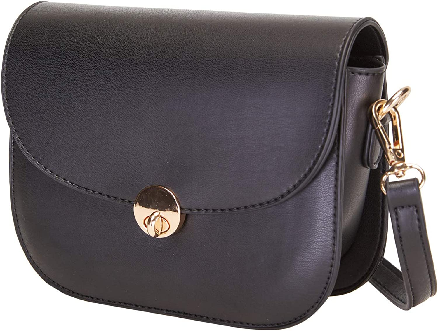 Noize Lacy Crossbody Bag Vegan Cruelty Free Faux Leather