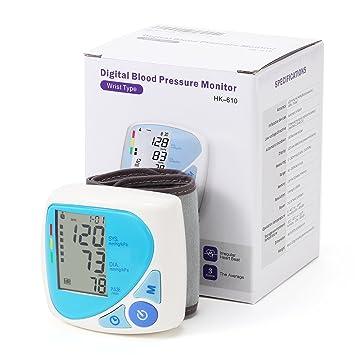 Muñeca monitores de presión arterial - Grandes Gemelos ajusta para caber la mayoría de muñeca tamaños Usuarios ...