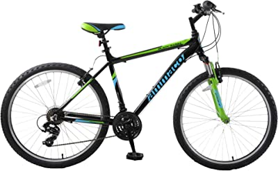 Ammaco Black Mamba Mountain Bike