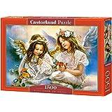Castorland 1500 El. Podarunek Od Anioĺ'A [Puzzle]