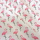 Ikea Stoff ikea stoff springkorn meterware dekostoff modestoff mit flamingo