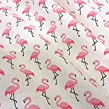 Ikea Stoffe Meterware ikea stoff springkorn meterware dekostoff modestoff mit flamingo