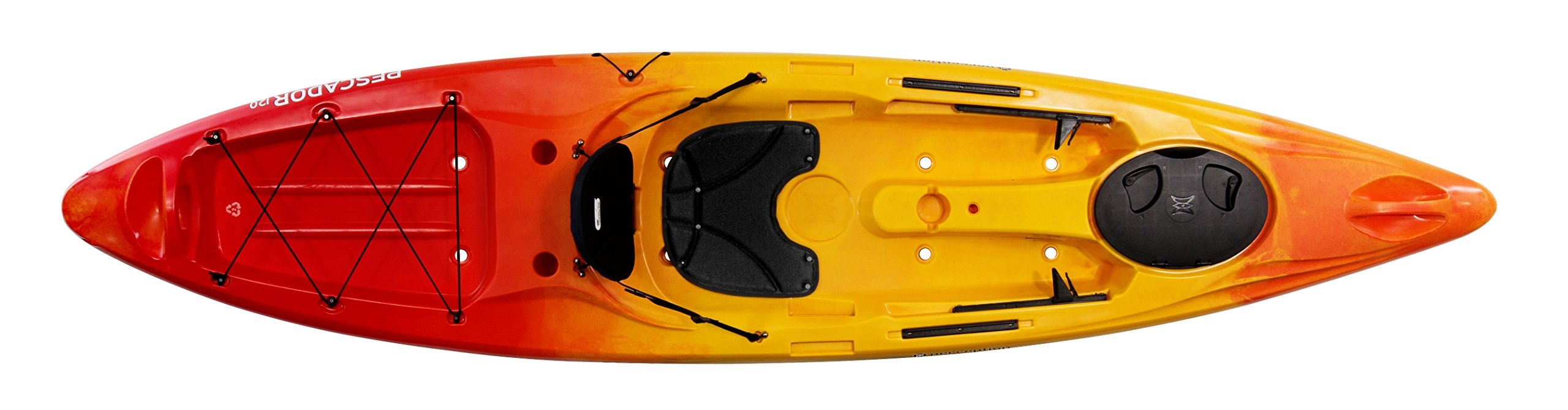 Perception Kayak Pescador Sit On Top for Recreation by Perception Kayaks