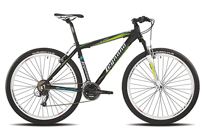 1 opinioni per Legnano bicicletta 610 Val Gardena 29'' disco 21v taglia 48 nero (MTB