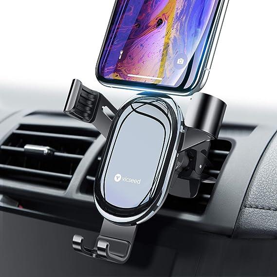 Amazon.com: Soporte de rejilla de ventilación de coche ...