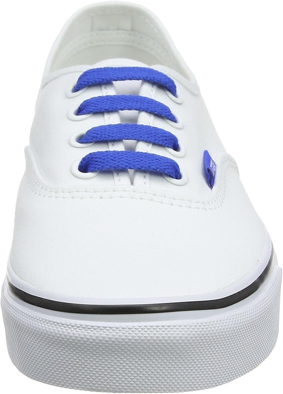 Vans AUTHENTIC Sneaker, Donna Bianco Sketch Sidewall