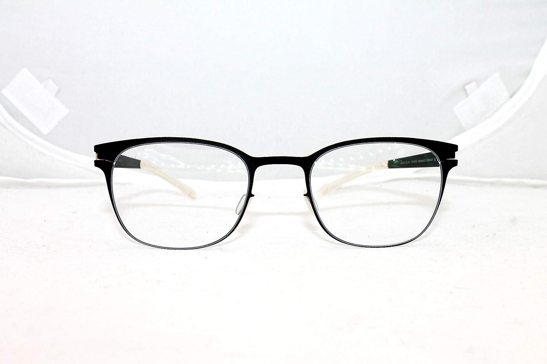 B07S6FX2VP MYKITA Agnes Black/Gold Edges 279 Eyeglasses Frame Made in Germany 61ELQJ5sEdL.SL1500_