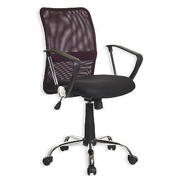Bürostuhl Wippmechanik schreibtischstuhl drehstuhl bürostuhl bürodrehstuhl rudi in pflaume