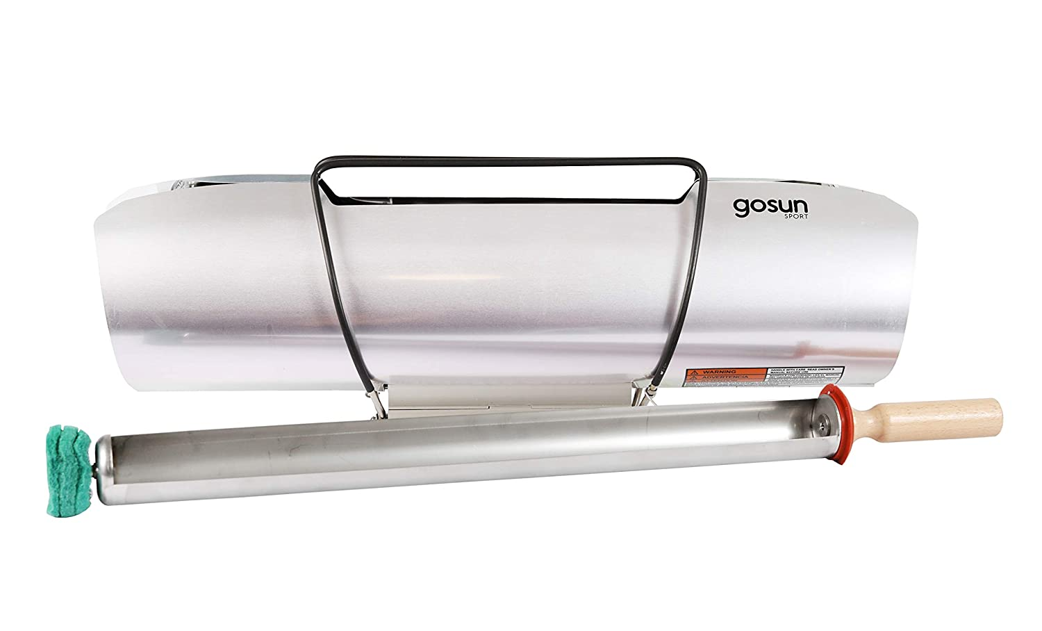 GoSun Sport - Portable Solar Cooker for Easy, Delicious, and Versatile Meals - Cooks Food in as Little as 20 Minutes