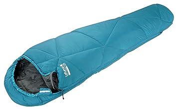 Saco de dormir Lafuma Yellowstone LD Azul azul Talla:Derecha