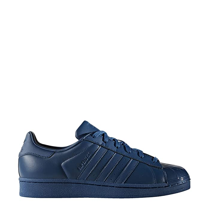 new arrival e2780 ceee5 Amazon.com  adidas S76723 Women Superstar Glossy Toe W TECSTECBLACK   Fashion Sneakers