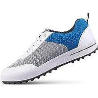 Zapatos de Golf Respirables de Spikeless de Las