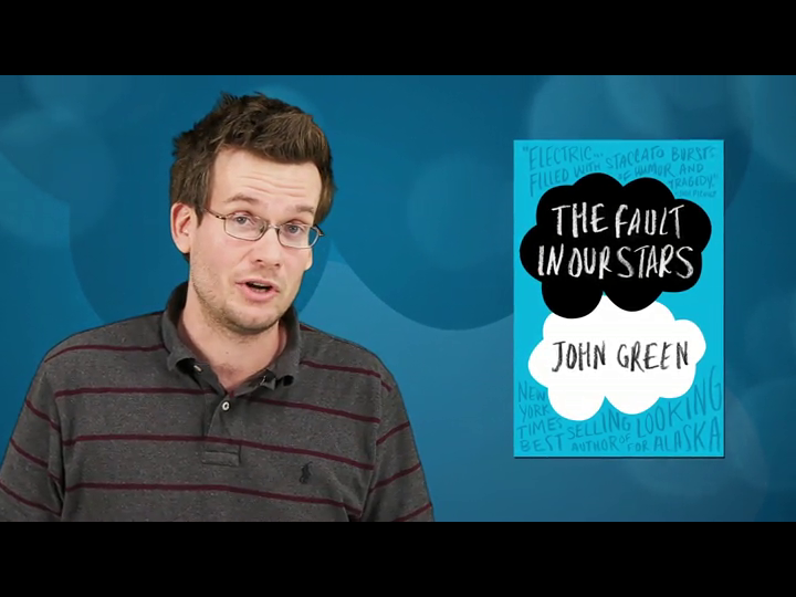 The Fault In Our Stars Novel Pdf