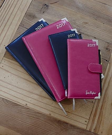 Sue Ryder Agenda pequeña, color azul, con bolígrafo (puede ...