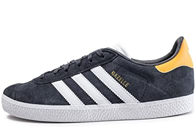 adidas Gazelle J Chaussures de Fitness Mixte Adulte, Gris ...