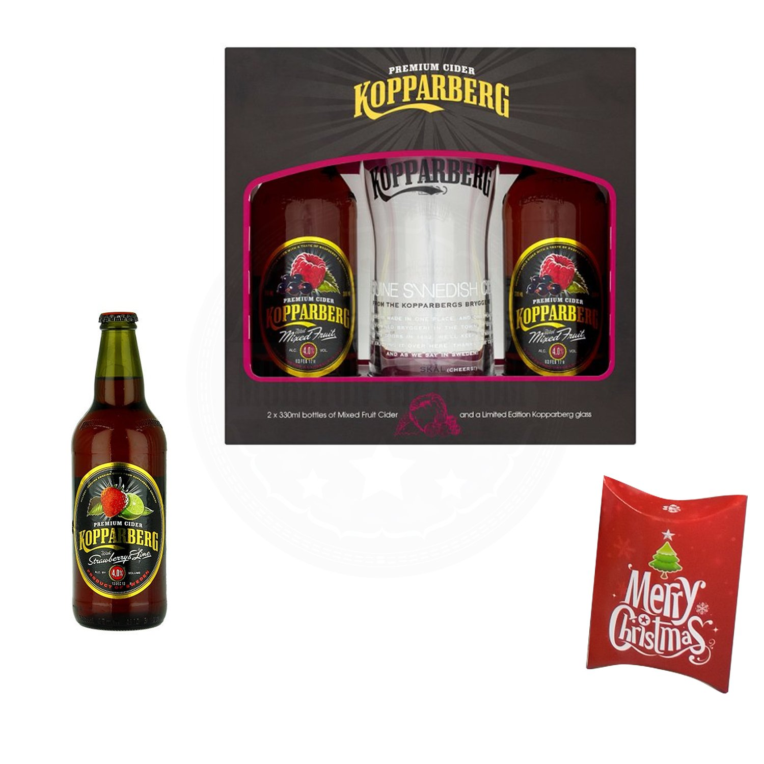 Kopparberg Merry Christmas Cider Collection By Moreton Gifts