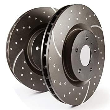 Ebc Brakes Review >> Ebc Brakes Gd7237 3gd Series Dimpled And Slotted Sport Rotor
