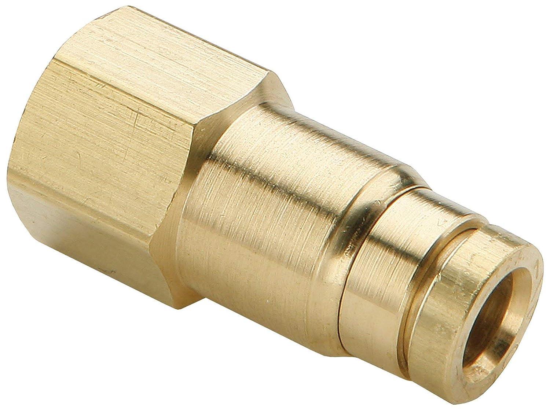 Dixon 31145511DOT DOT Push-in Straight Fem Connector 3//16 Tube x 1//8 FNPT