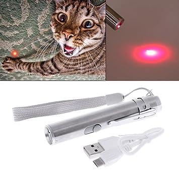 Puntero laser gatos
