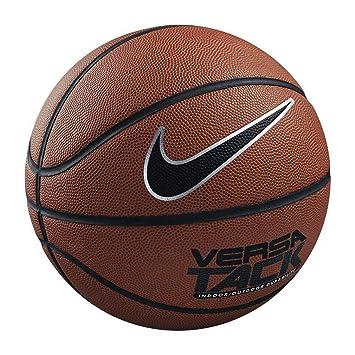 Versa De Taille 6 Marron Nike Ballon Basket Amberblack Platinum sQtrdh