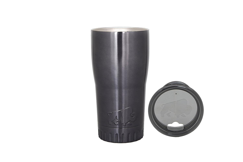 Silver Buffalo NL1001950 Stainless Steel BPA Free Tumbler