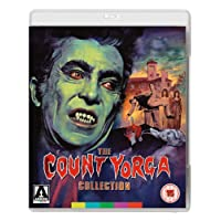 The Count Yorga Collection Blu-ray