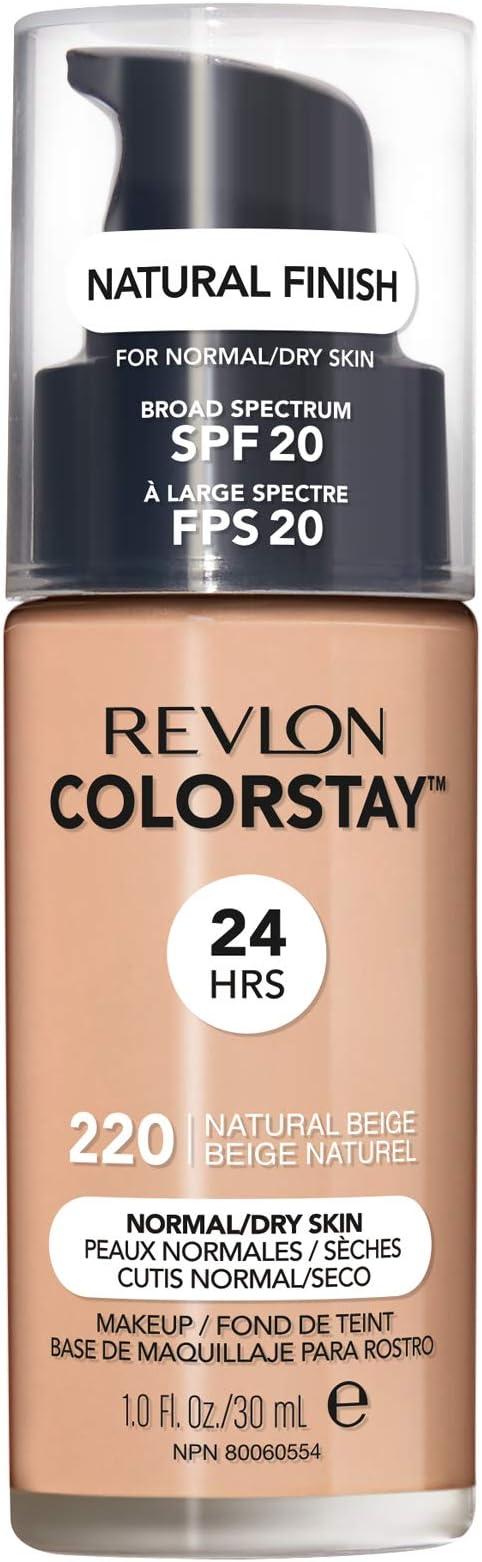 Revlon ColorStay Makeup for Normal/Dry Skin SPF 20
