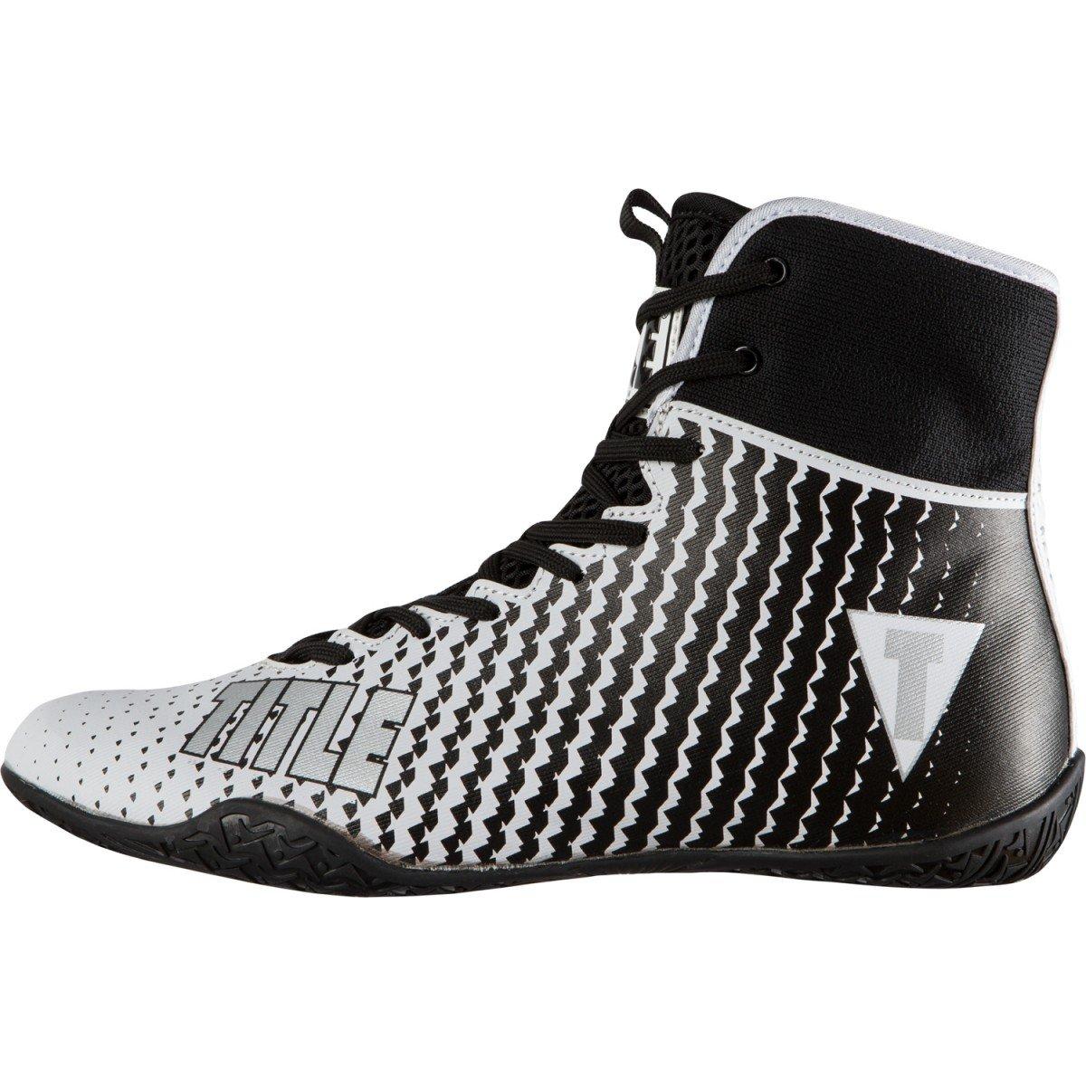 タイトルPredator II Boxing Shoes B074XF1TQJ 7|Whtie/Black Whtie/Black 7