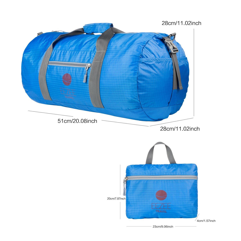 EEZEE KATMAI 40L Foldable Water Resistant Anti-Tear Luggage Duffel Bag
