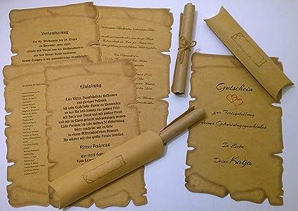 140 rollos de letras, 140 cajas de cojín, papel pergamino ...