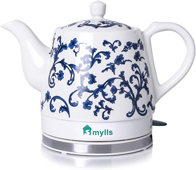 SMYLLS Electric Ceramic Kettle Non