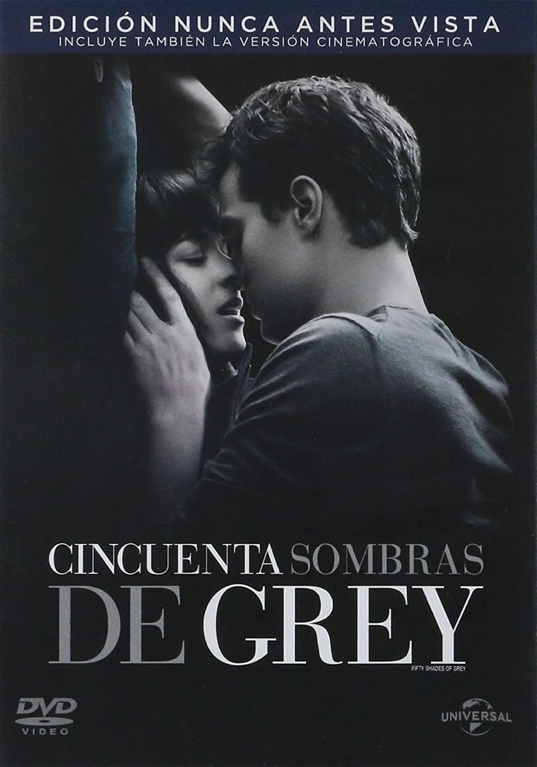 Cincuenta Sombras De Grey Dvd Region 1 Y 4 Version Extendida Sam Taylor Johnson Movies Tv