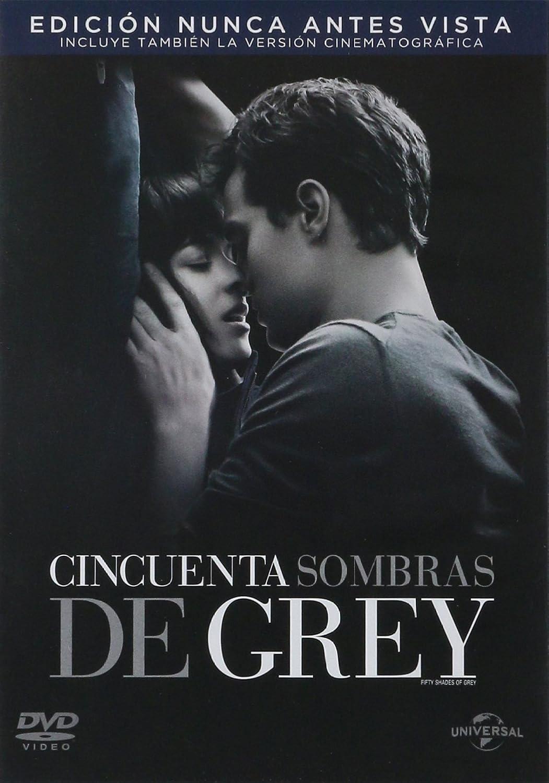 Cincuenta Sombras De Grey Dvd Region 1 Y 4 Version Extendida Sam Taylor Johnson Movies Tv