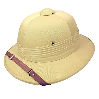 Indian Pith Helmet (Adjustable 6750ce899fc