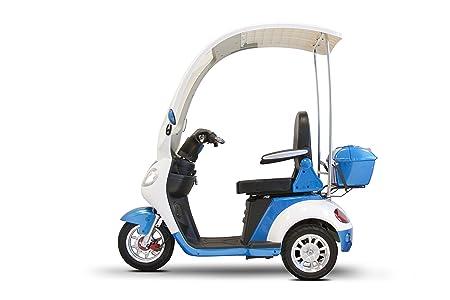 Amazon.com: e-wheels – ew-44 – Patinete de 3 ruedas, color ...