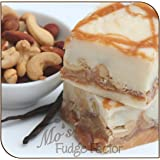 Mo's Fudge Factor, Vanilla Caramel Nut Fudge (1/2 Pound)
